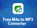 Free M4a to MP3 Converter 8.4