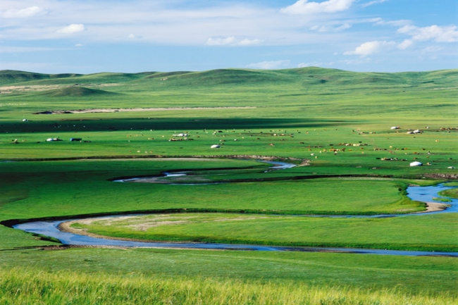高清图片 风景图片 内蒙古大草原图片  图片素材jpg z金豆:0 下载量:2