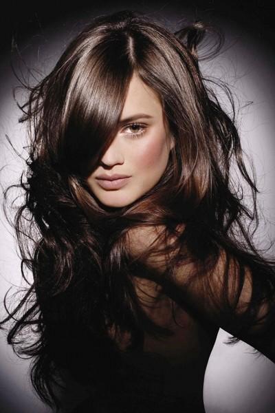时尚发型美女图片-zol素材下载